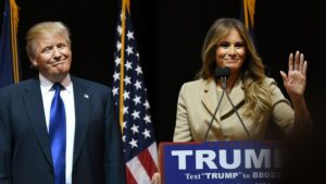 Esposa de Donald Trump negó que este haya insultado a mexicanos