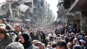 Es crucial detener la guerra en Siria