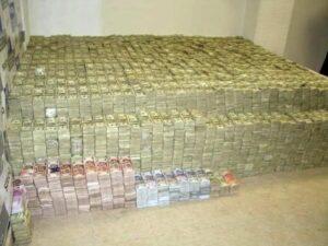 ¿A dónde van las narcofortunas confiscadas?