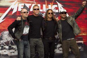 Metallica saca disco grabado en el Bataclan-Francia en beneficio a víctimas de atentados
