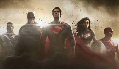 Warner Bros publica por sorpresa tráiler de Justice League