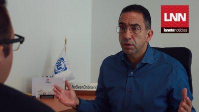 Entrevista con el Senador Javier Lozano … Hablando Netas de México y Puebla