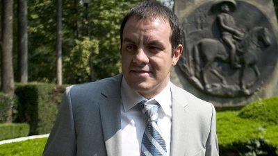 Fiscal de Morelos informó que aún no se da respuesta oficial sobre firma de Cuauhtémoc