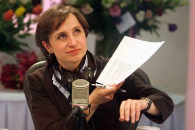¡Carmen Aristegui le gana a MVS! Su despido fue ilegal