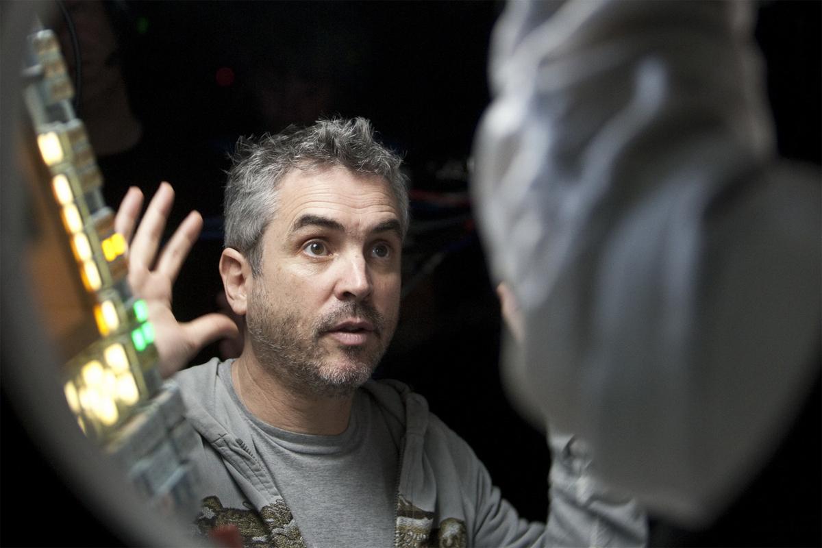 Staff de ,Alfonso Cuarón denuncia robo durante rodaje. La policía lo niega