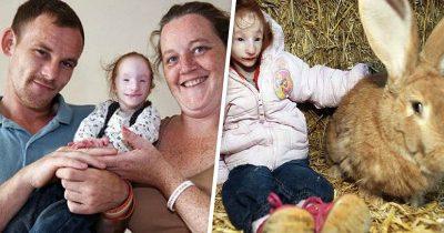 Esta es la niña más pequeña del mundo, cuando nació media 10 cm