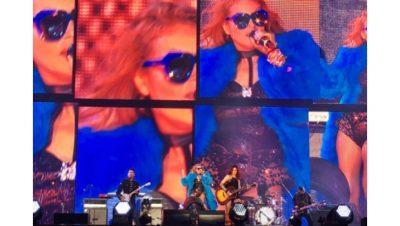 ¡Hace un Pedrito Sola! Paulina Rubio confunde Telehit con MTV