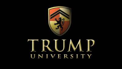 Donald Trump pagará 25 mdd por demanda contra su universidad