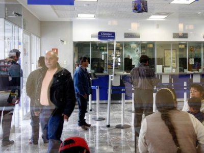 Toma precauciones, los bancos no abrirán el 12 de diciembre