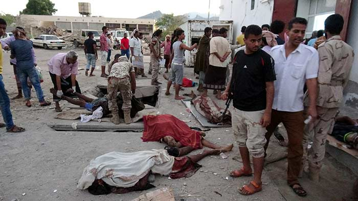 Atentado de ISIS en Yemen deja al menos 50 muertos