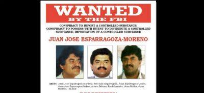 """Es detenido el hijo de """"El Azul"""". Reconocido Narcotraficante Mexicano."""
