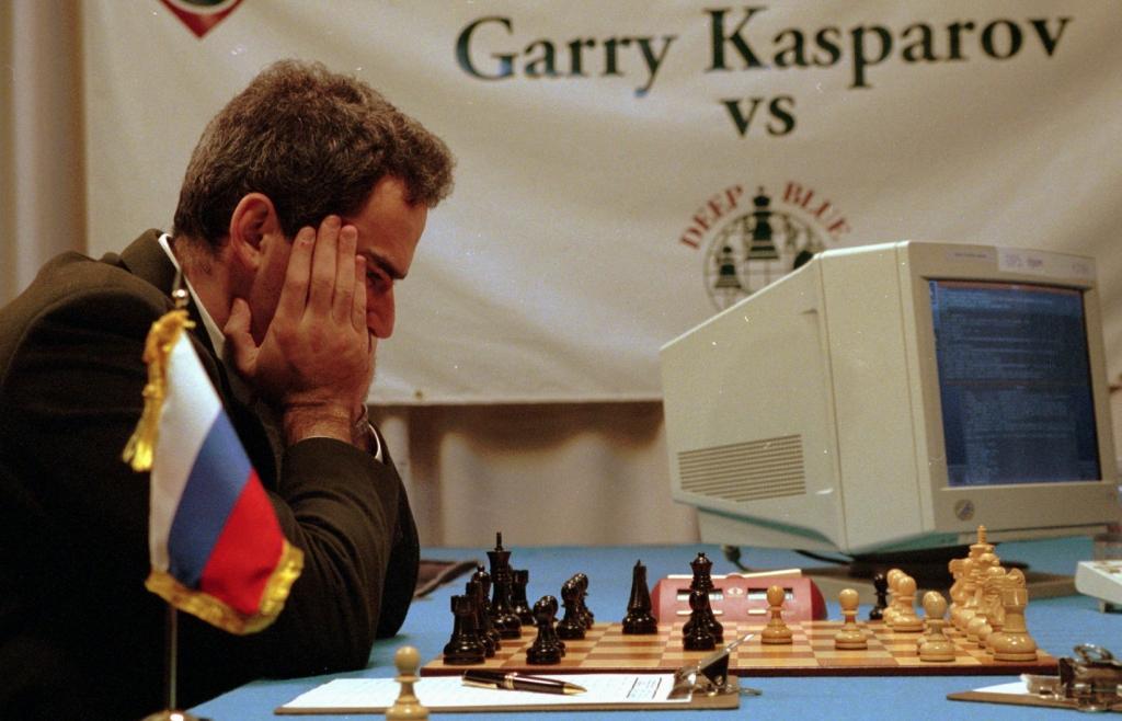 El juego de ajedrez que revolucionó la inteligencia artificial
