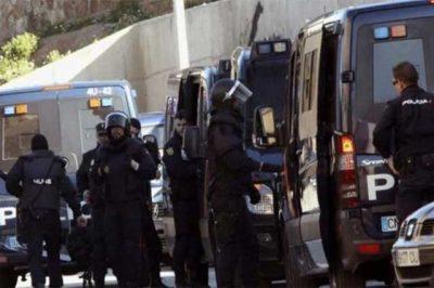 Mexicana en España es acusada por yihadismo.