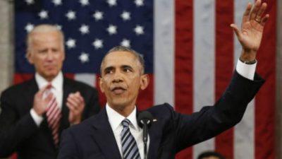 Discurso de despedida de Obama, para el 10 de enero