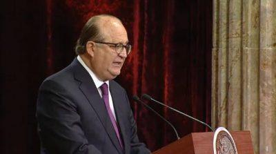 Graco Ramírez Gobernador de Morelos afirma a México y a los mexicanos se le respeta