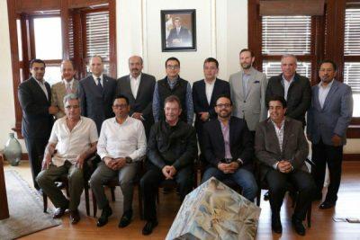 Gerardo Islas: Vivienda, tema prioritario para el Gobernador Tony Gali.