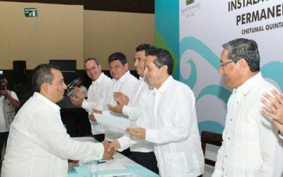 Carlos Joaquín Gobernador de Quintana Roo: Plan Estatal de Desarrollo 2016- 2022