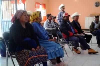 La PGR se disculpará públicamente con 3 mujeres indígenas