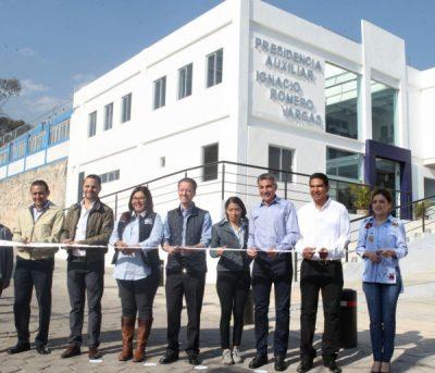 Tony Gali: El progreso de Puebla sigue con espacios públicos de calidad