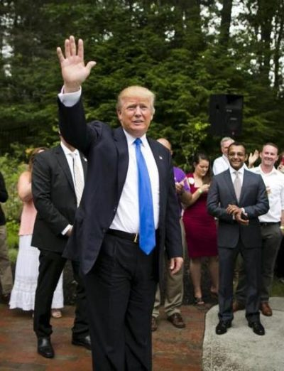 Trump saca saldo favorable tras su discurso de ayer