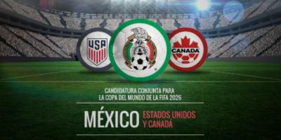 Es oficial: México, Estados Unidos y Canadá van por el mundial 2026