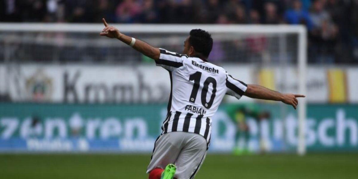Doblete de Marco Fabián regresa a senda del triunfo al Eintracht en ...