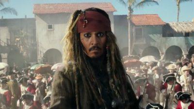 Este es el nuevo trailer de Piratas del Caribe