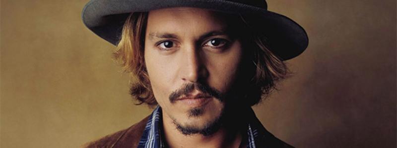 Delgado y frágil así es como luce ahora Johnny Depp