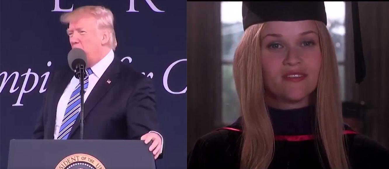 (VÍDEO) Usuario en Twitter evidencia el plagio de Trump
