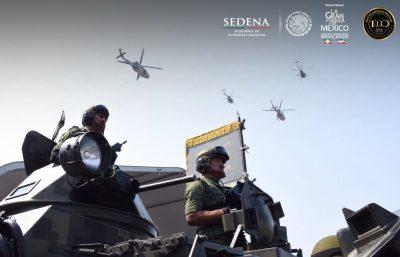 Gracias al Ejército, Coahuila recuperó la paz: Riquelme Solís