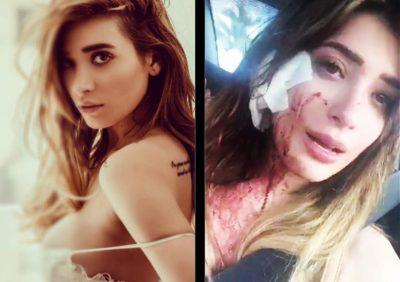 Se filtra la identidad del responsable que mando a golpear a Brenda Zambrano