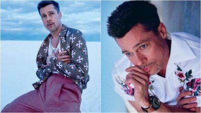 Brad Pitt confesó que su adicción al alcohol empeoró su matrimonio