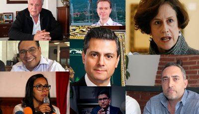 7 plagios escandalosos en la Política Mexicana