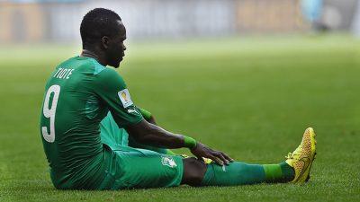 El futbolista Cheick Tioté muere durante un entrenamiento en China
