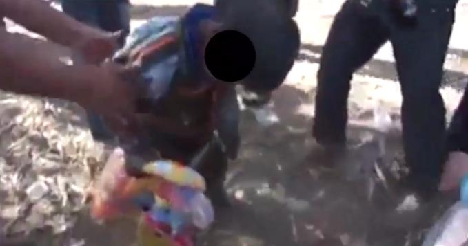 Polémico vídeo de niños en estado de ebriedad enfurece a las redes sociales