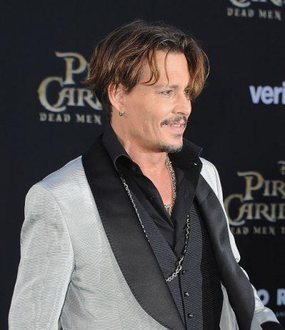 Johnny Depp causa polémica por broma sobre el asesinato de Trump
