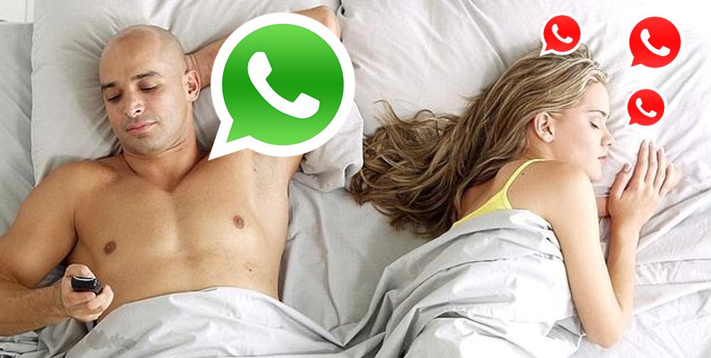 ¿Cómo saber si tu pareja te engaña en WhatsApp?