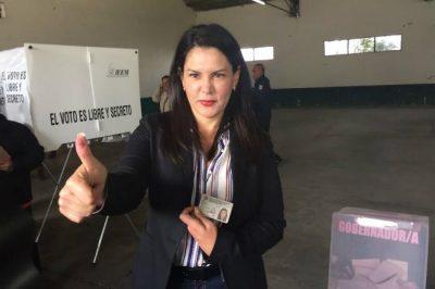 Así votaron los candidatos a gobernar el Estado de México
