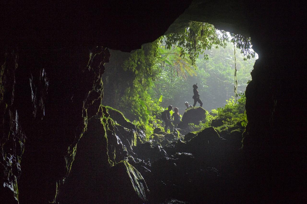 grutas de chichicazapan