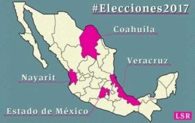 Elecciones 2017 en México
