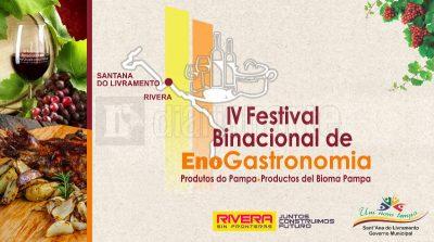 Todo listo para el IV Festival Binacional de EnoGastronomía