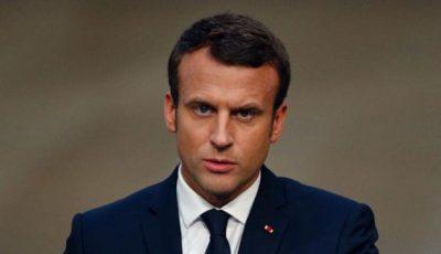 Macron usa frase de Trump, para refutar su salida del Acuerdo de Paris