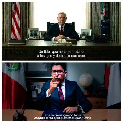 Político de Tlaxcala copia discurso de House of Cards, las redes lo devoran #Video