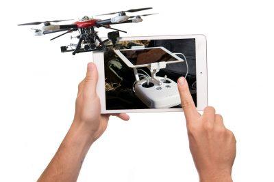 Este es el drone miniatura que se controla con gestos (Video)