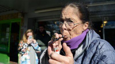Arrasa venta de marihuana en Montevideo