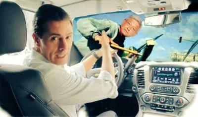 Memes de Peña Nieto tras promocionar macrotúnel
