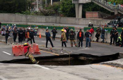 Tras accidente de Paso Express; Ruiz Esparza renunciara si EPN lo pide