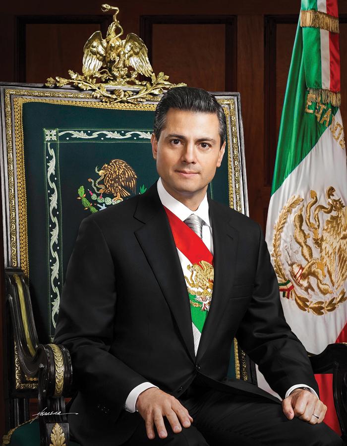 Enrique Peña Nieto gastó 1.7 Mdp en su retrato oficial