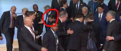 Los líderes del mundo ignoran a Peña Nieto (VIDEO)