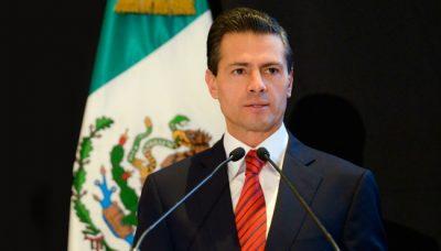 Peña Nieto parte hacia el G20 en Europa